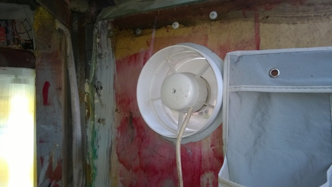 Вытяжка в гараже при покраске своими руками