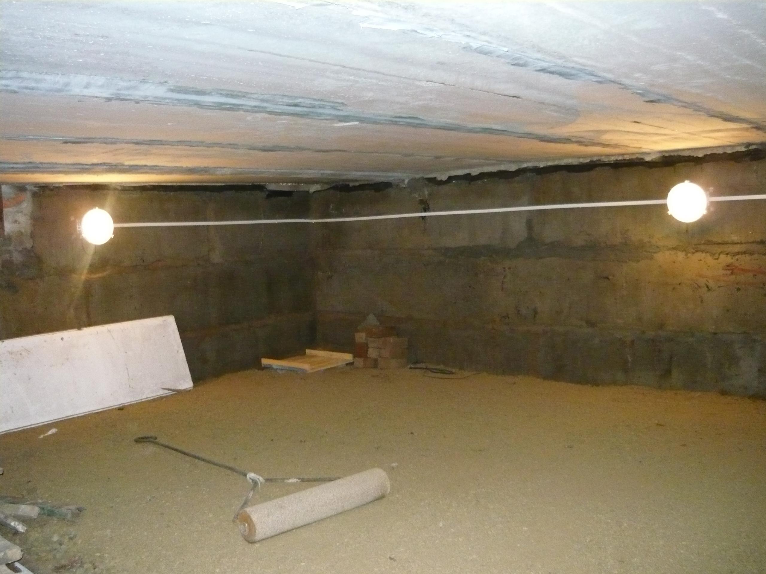 Освещение в подвале гаража своими руками 65