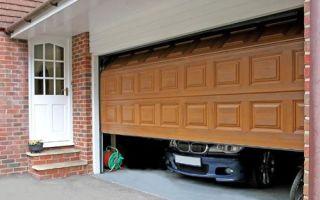 Виды автоматических ворот для гаража