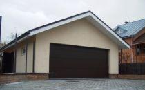 Как построить гараж своими руками: выбор материала и особенности возведения