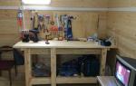 Как выполнить полезные самоделки для гаража своими руками?