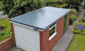 Как отремонтировать крышу гаража своими руками