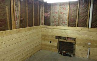 Ремонт гаража — крыша, пол, стены