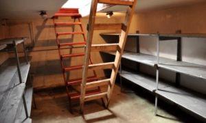 Как своими руками построить подвал в гараже