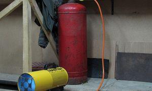 Как сделать газовое отопление в гараже