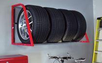 Хранение колес в гараже: особенности, условия, требования