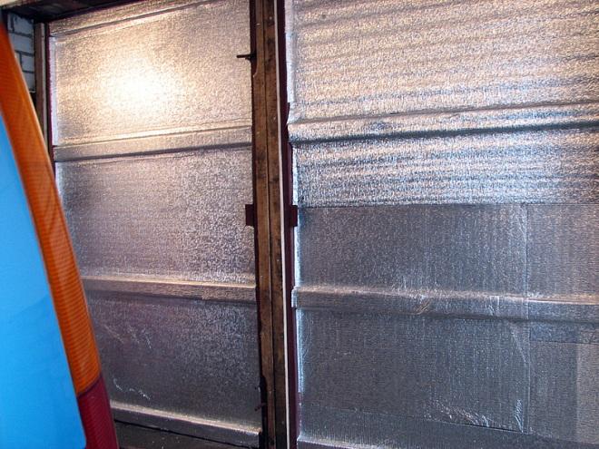 Гидроизоляция ворот гаража
