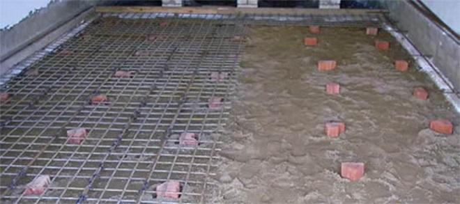 Подготовка пола к бетонированию