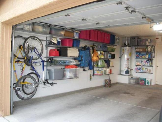 Площадь гаража на 1 машину