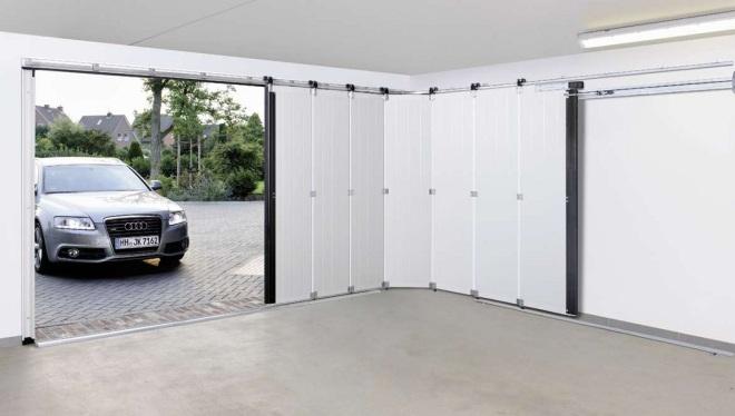выбор размера гаражных ворот