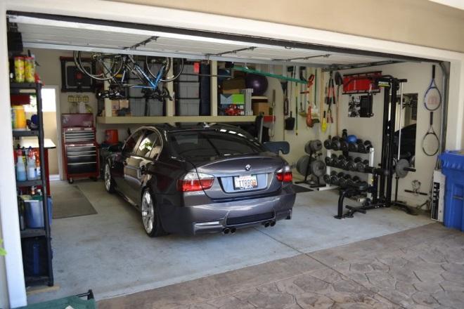 Идиальный гараж