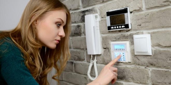 сигнализация для гаража без электричества