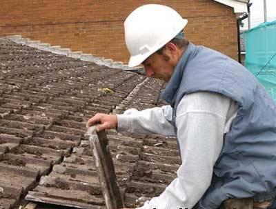 проверка крыши от протечек