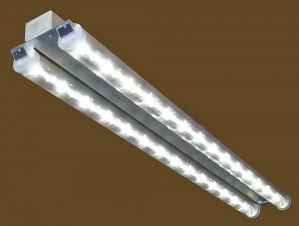 Светодиодные лампы в гараж