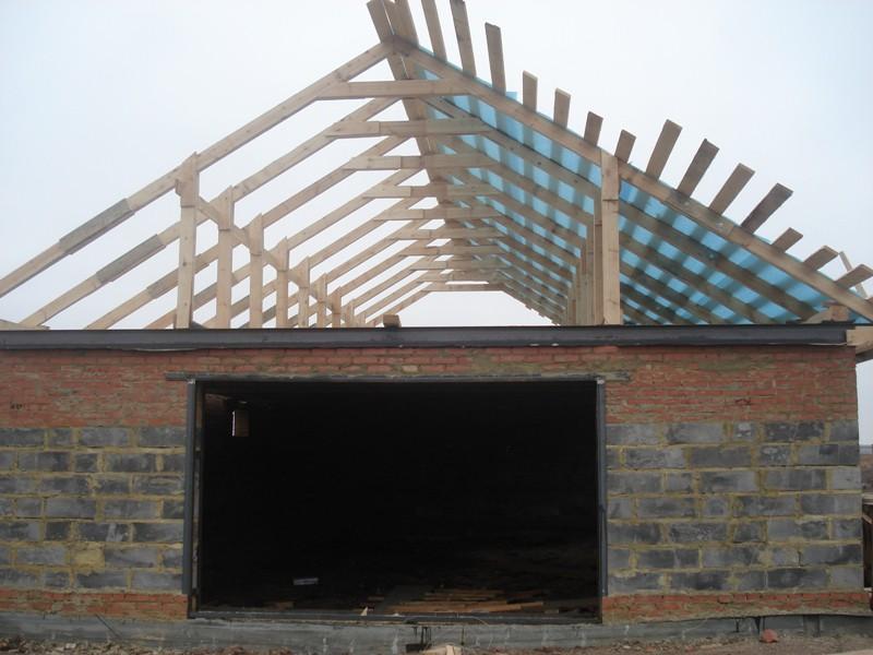 Как и из чего лучше сделать крышу дома 604