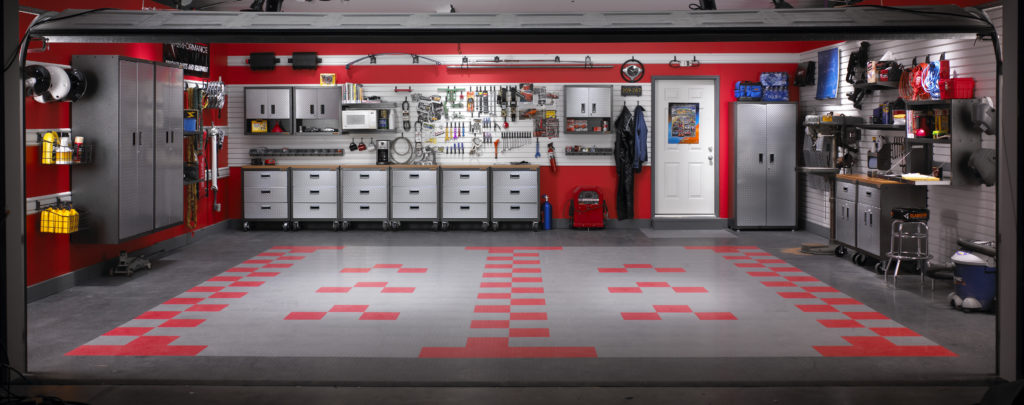 Дизайнерский гараж