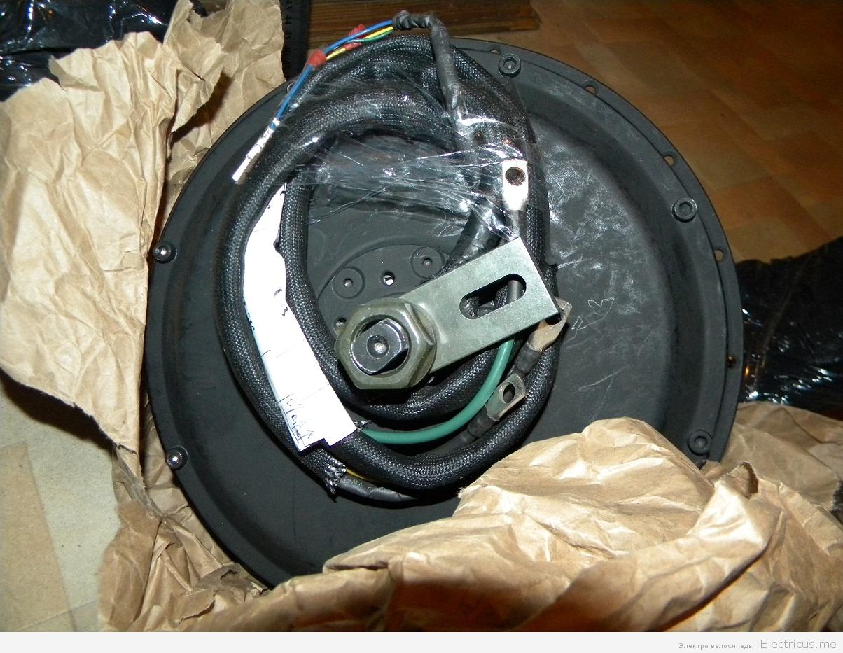 Выбор электромотора для электроскутера