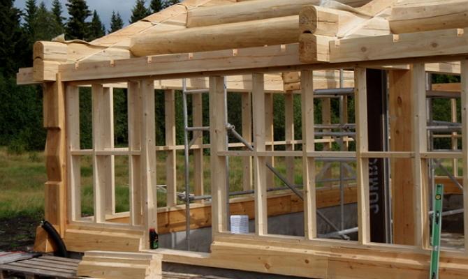 Строительство нового помещения